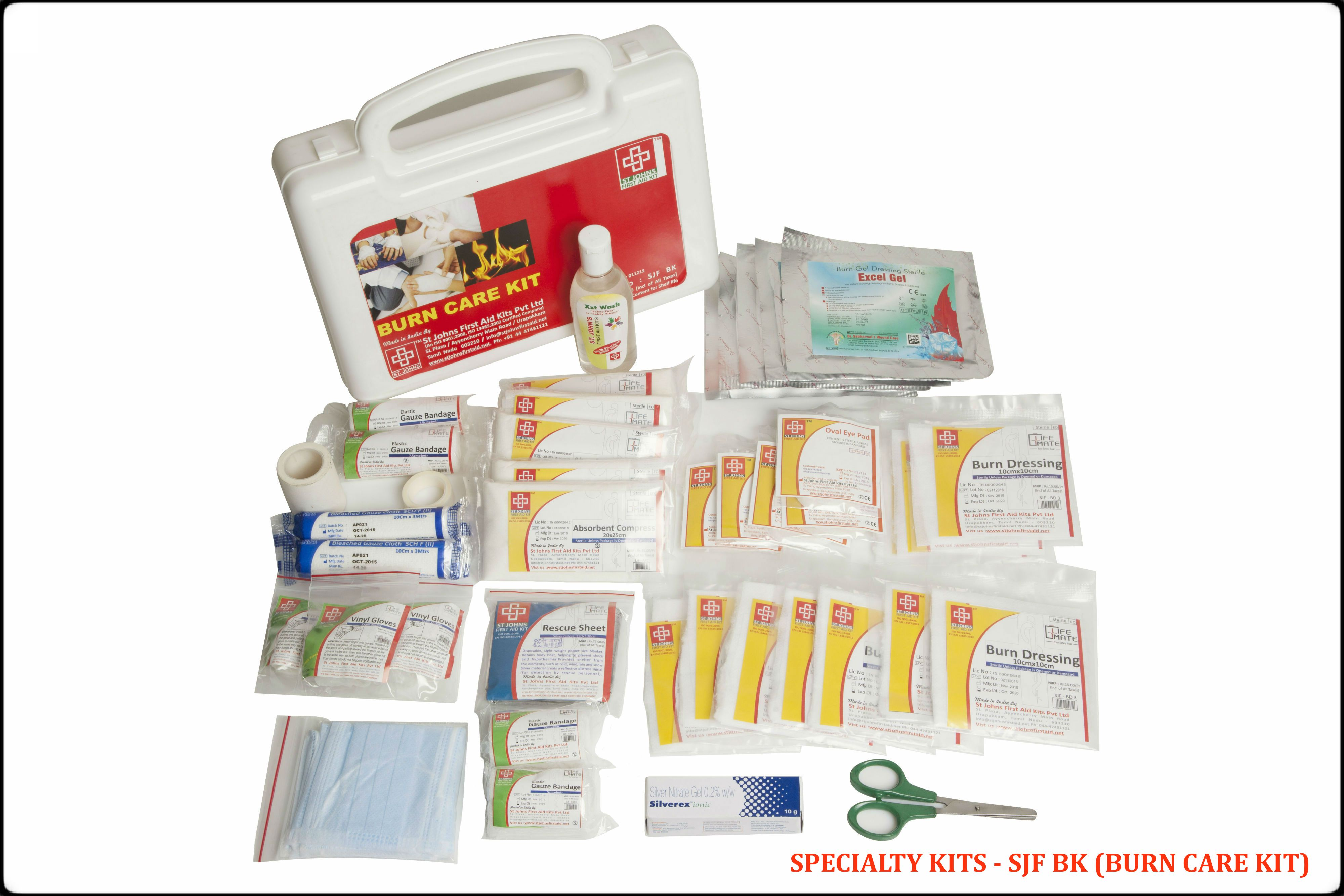 Ansan Medical Solutions Goa India | St  John's First Aid